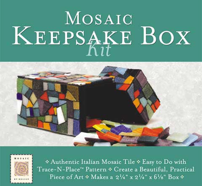 Mosaic KEEPSAKE BOX KIT