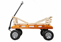 MOUNTAIN BOY SLEDWORKS Butterfly Convertible Sled/Wagon