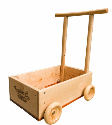 MOUNTAIN BOY SLEDWORKS Dragonfly Push Cart - Click to enlarge
