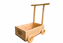 MOUNTAIN BOY SLEDWORKS Dragonfly Push Cart