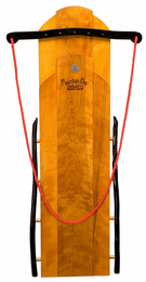 MOUNTAIN BOY SLEDWORKS Elegant Flyer Sled - Click to enlarge