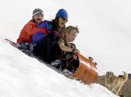 MOUNTAIN BOY SLEDWORKS Mountain Boggan Toboggan