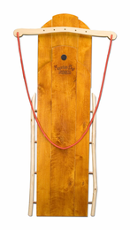 MOUNTAIN BOY SLEDWORKS Ultimate Flyer Sled � 47� long - Click to enlarge