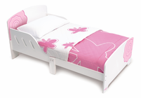 P'kolino  Classically Cool Toddler Bed - Blossom