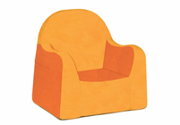 P'kolino Little Reader Chair - Orange