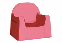 P'kolino Little Reader Chair - Red