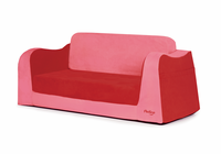 P'kolino Little Reader Sofa - Red