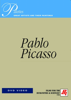 Pablo Picasso Video  (DVD)- English