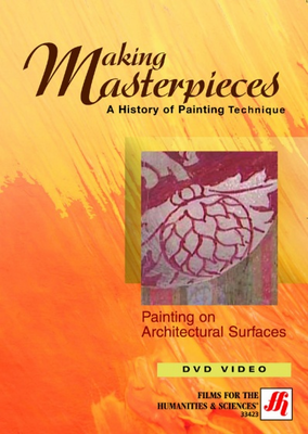 Painting on Architectural Surfaces Video (VHS/DVD)