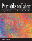 """Paintstiks on Fabric"" Book"