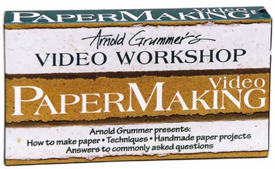 Papermaking Video Workshop