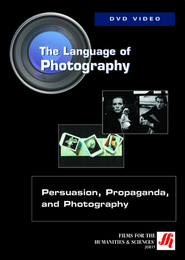 Persuasion, Propaganda, and Photography Video(VHS/DVD)