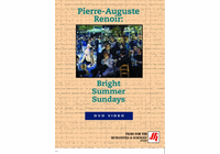 Pierre-Auguste Renoir: Bright Summer Sundays-in French Video (DVD)