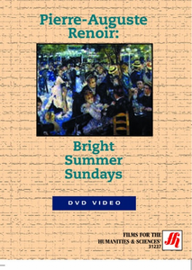 Pierre-Auguste Renoir: Bright Summer Sundays-in French Video(VHS/DVD)