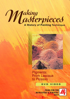 Pigments: From Lascaux to Picasso Video (DVD)