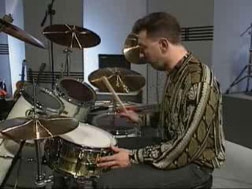 Playing the Drums Video (DVD)