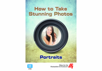 Portraits: How to Take Stunning Photos  (Enhanced DVD)