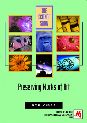 Preserving Works of Art Video  (DVD)