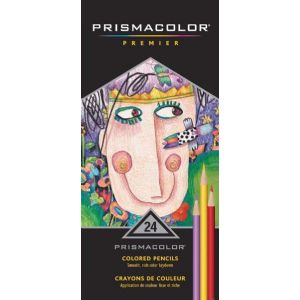 PRISMACOLOR 24 COLOR PENCIL SET