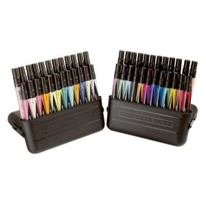 Prismacolor Art Color Markers  - 48 color set w/Case - Click to enlarge