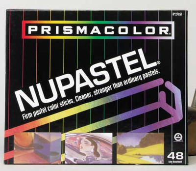 PRISMACOLOR Nupastel Set  of 96 Asst. colors - Click to enlarge
