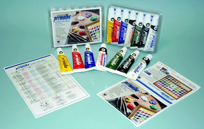 PROFESSIONAL PERMALBA 7 TUBE SET