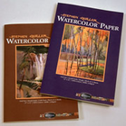 QUILLER Watercolor BLOCK (12 sheets)