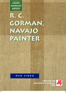 R. C. Gorman, Navajo Painter Video(VHS/DVD)