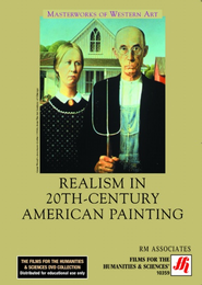 Realism in Twentieth-Century American Painting Video (VHS/DVD)