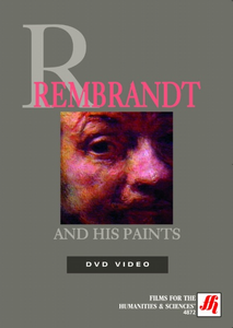 Rembrandt and His Paints Video (VHS/DVD)