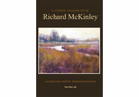 Richard McKinley - Pastel Studio Session - 2 DVD SET