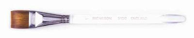 "Richeson 1"" AQUARELLE Brush"
