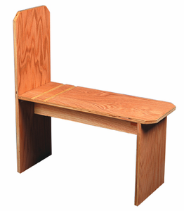 Richeson CABALLITTO Art Donkey Bench - Click to enlarge