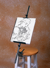 Richeson Clamp On Table Easel