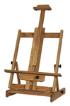 RICHESON Deluxe Table Top Easel - Click to enlarge