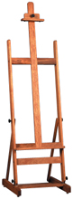 Richeson Lyptus� Wood Aztec Easel - Click to enlarge