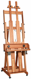 Richeson Lyptus Wood Santa Fe II Easel - Click to enlarge