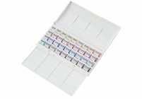 RICHESON Ultimate Set of 36 Professional Petersburg Watercolor Set