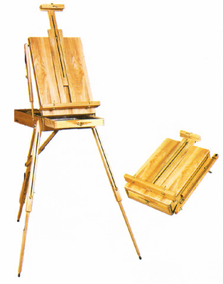 Richeson WESTON Full French Easels - Click to enlarge