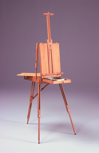 Rivera Deluxe French Field Sketch box Easel w/ Metal Drawer - Click to enlarge