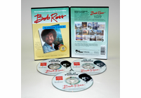 ROSS DVD JOY OF PAINTING SERIES 10. FEATURING 13 SHOWS