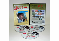 ROSS DVD JOY OF PAINTING SERIES 13. FEATURING 13 SHOWS