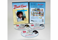 ROSS DVD JOY OF PAINTING SERIES 2. FEATURING 13 SHOWS