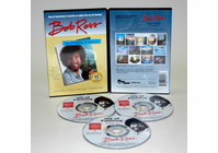 ROSS DVD JOY OF PAINTING SERIES 21. FEATURING 13 SHOWS