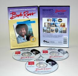 ROSS DVD JOY OF PAINTING SERIES 28. FEATURING 13 SHOWS - Click to enlarge