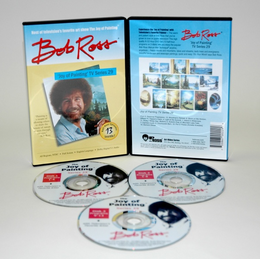 ROSS DVD JOY OF PAINTING SERIES 29. FEATURING 13 SHOWS - Click to enlarge