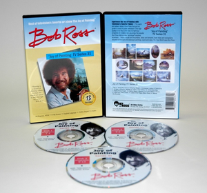 ROSS DVD JOY OF PAINTING SERIES 31-13 SHOWS - Click to enlarge