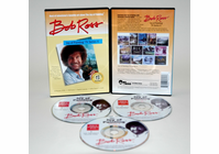 ROSS DVD JOY OF PAINTING SERIES 4. FEATURING 13 SHOWS