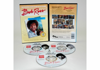 ROSS DVD JOY OF PAINTING SERIES 7. FEATURING 13 SHOWS