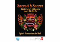 Sacred and Secret: Spirit Possession in Bali (Enhanced DVD)